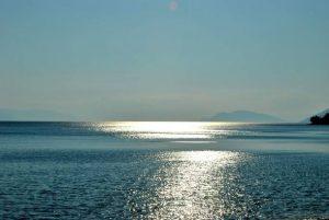 Η θάλασσα από το Alhena ενοικιαζόμενα δωμάτια - Χρόνια (Λίμνη Ευβοίας) διαμονή