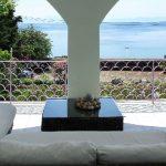 Η θέα από τη βεράντα από το Alhena ενοικιαζόμενα δωμάτια - Χρόνια (Λίμνη Ευβοίας) διαμονή