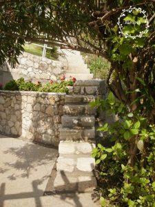 Σκαλοπάτια στο Alhena ενοικιαζόμενα δωμάτια - Χρόνια (Λίμνη Ευβοίας) διαμονή