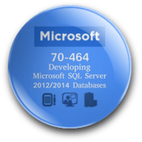 SQL 70-464 Developing Microsoft SQL Server Databases Preparation