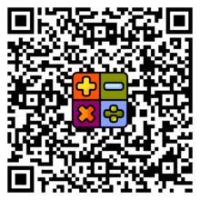 free android app Dimitri Math Quiz QR Code