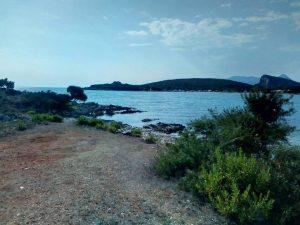 Ήπειρος - παραλία - Ο Όρμος του Οδυσσέα